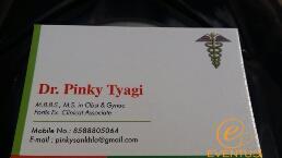 Pinky tyagi
