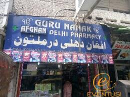 Afghan Delhi Pharmacy