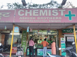 Ashish Brothers Chemist