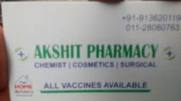 Akshit Pharmacy