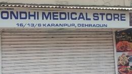 Sondhi Medical Store