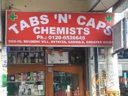 Tabs & Caps
