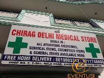 Chirag Delhi Medical Store
