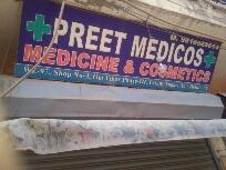 Preet Medicos