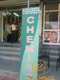 Evergreen Chemist
