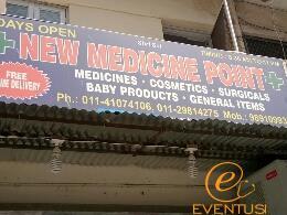New Medicine Point